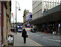 SE1633 : Market Street, Bradford by habiloid
