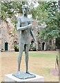 TL8564 : Bury St Edmunds - St Edmund by Colin Smith