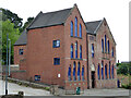 SJ9756 : Wesleyan Chapel and Ragged School, Leek by Chris Allen