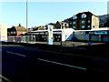 TR3040 : Maxton Service Station, 367-371, Folkestone Road by John Baker
