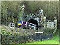 SK4930 : Tunnel Portal by Simon Annable