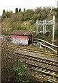 ST6379 : Stoke Gifford East Signal Box by Derek Harper