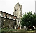 TG2309 : Norwich - St Clement Colegate by Colin Smith