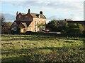 SO7848 : Elms Farmhouse by Philip Halling