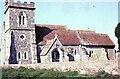 SU1526 : Nunton St (Saint) Andrew by Martin Richard Phelan