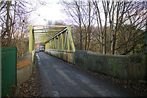SE2734 : Gott's Bridge, Redcote Lane by Mark Anderson