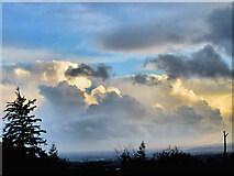S4027 : Cloudscape by kevin higgins