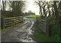SX7565 : Staverton bridleway 25 by Derek Harper