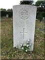 SU8655 : Lt L G Tunbridge by Sandy B