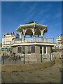 TQ3004 : Brighton Bandstand by Paul Gillett