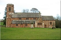 NY4654 : Church of the Holy Trinity and St Constantine, Wetheral by David Purchase
