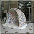 SJ8397 : Seashell's Window of Creativity by Gerald England