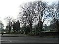 SE1532 : Horton Park North Entrance, Bradford by Stephen Armstrong