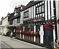 TG1101 : Wymondham - The Cross Keys by Colin Smith