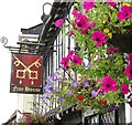 TG1101 : Wymondham - Cross Keys by Colin Smith