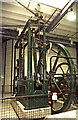 NT2276 : National Museums Collection Centre, Granton - beam engine by Chris Allen