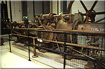 NT2276 : National Museums Collection Centre, Granton - Hick, Hargreaves steam engine by Chris Allen