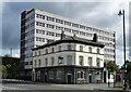 SJ3289 : Stork Hotel, Price Street, Birkenhead by Stephen Richards