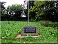 SO3412 : First World War Memorial in Llanddewi Rhydderch, Monmouthshire by Jaggery