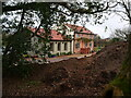 TG3430 : Heath Cottage being renovated by David Pashley
