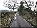 SO8994 : Chamberlain's Lane View by Gordon Griffiths