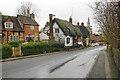 SU5495 : High Street, Clifton Hampden by Bill Boaden