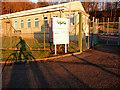NS0971 : Loch Striven fuel depot by Thomas Nugent
