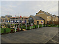 TL4067 : Taylor Wimpey marketing suite, Northstowe by Hugh Venables