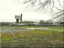 SE2237 : Former Leeds City College campus - derelict buildings (1) by Stephen Craven