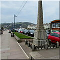 SX9472 : Teignmouth War Memorial by Jaggery