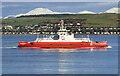 NS2280 : Ferry off Kilcreggan by Thomas Nugent