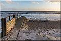 SY3492 : Jetty, Lyme Regis by Ian Capper
