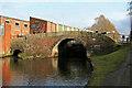 SD8900 : Rochdale Canal, Bridge 79a and Lock No. 66 by Chris Allen