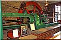 SE0026 : Steam engine, Walkley's Clogs, Hebden Bridge by Chris Allen