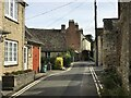 SP4416 : Harrison's Lane, Woodstock by Jonathan Hutchins