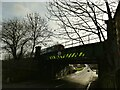 SE2732 : Railway bridge over Amberley Road by Stephen Craven
