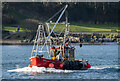 J5082 : The 'Nicola Joanne' at Bangor by Rossographer