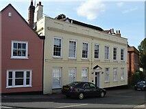 TL7835 : Castle Hedingham houses [13] by Michael Dibb