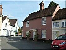 TL7835 : Castle Hedingham houses [18] by Michael Dibb
