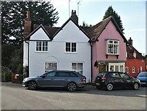 TL7835 : Castle Hedingham houses [23] by Michael Dibb