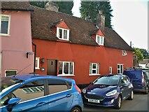 TL7835 : Castle Hedingham houses [24] by Michael Dibb