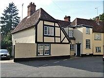 TL7835 : Castle Hedingham buildings [12] by Michael Dibb