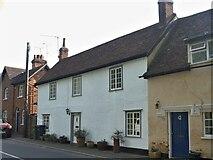 TL7835 : Castle Hedingham houses [48] by Michael Dibb