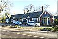 TG4005 : Walpole's Almshouses in Freethorpe by Adrian S Pye