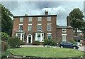 SJ8546 : Brampton House, Newcastle-under-Lyme by Jonathan Hutchins