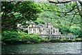 L7458 : Kylemore Abbey, County Galway - May 1994 by Jeff Buck