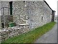 NY7105 : Barn, Friar's Bottom Farm by Adrian Taylor