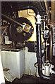 TQ7670 : SS Jeremiah O'Brien, Chatham - reversing engine by Chris Allen