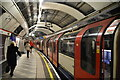 TQ3281 : Central line, Bank Station by N Chadwick