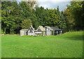SO4385 : Wistanstow Hall annex by Martin Richard Phelan